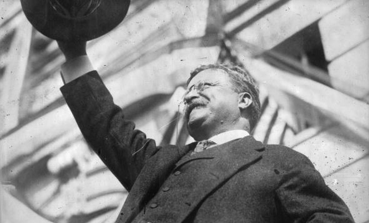 Podcast #696: Theodore Roosevelt, The Last Romantic